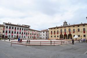 Piazza d'armi o Piazza Maggiore di Terra del Sole