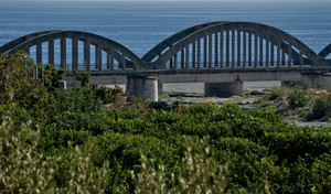Il ponte sulla fiumara