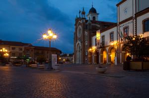 la notte in piazza umberto I