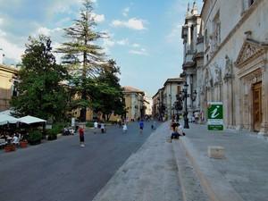 Piazza dell' Annunziata