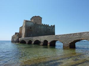 Il ponte di Torre Astura