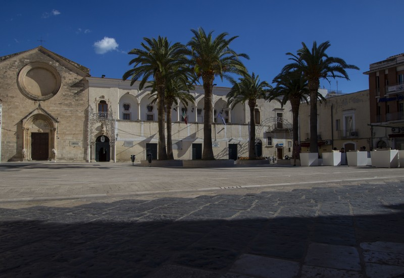 ''La Cattedrale'' - Manfredonia