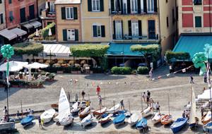 La Piazzetta vista dall'alto