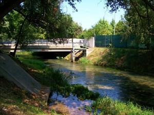 """Ponte sul """"giovane""""  Noncello – Cordenons (PN)"""