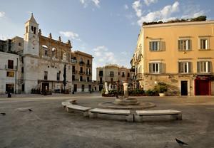 Piazza Mercantile nella mia città