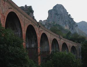 San Severino di Centola-ponte ferroviario