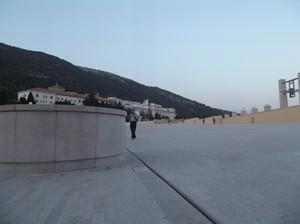 Piazza dedicata a Padre Pio
