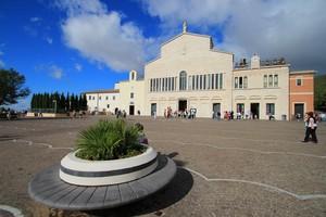 La Piazza del Santuario
