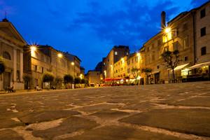 Piazza Mazzini – Macerata