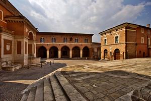 Piazza Papa Giovanni Paolo II – Fabriano