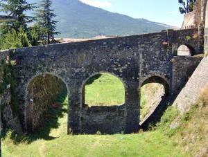 Accesso al Castello Normanno