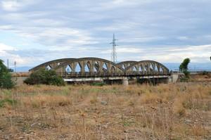 Ponte n°1 sul torrente Saraceno