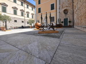 Paolo Staccioli a Pietrasanta