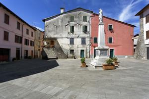 Piazza De Gasperi