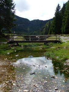 ponte al lago di Malagola