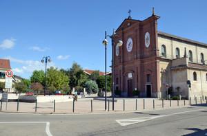Piazza Monsignor A.Vigo