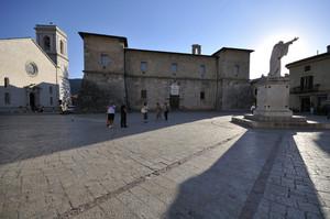 L'ombra di San Benedetto