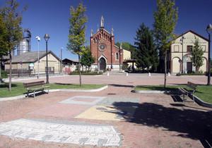 Piazza Carlo Biancardi