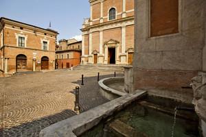 Fabriano – Piazza Papa Giovanni Paolo II -