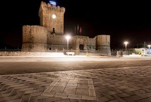 Piazza Castello Notturno