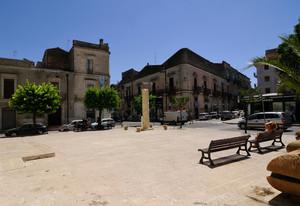 Piazza Santa Teresa.