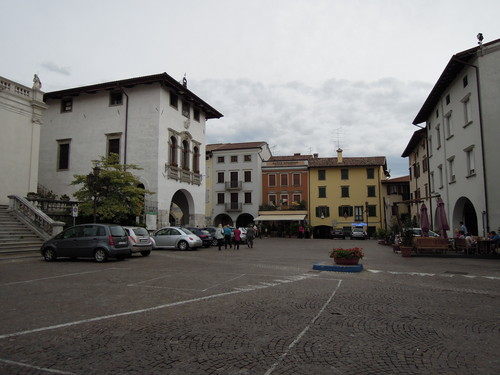 San daniele del friuli piazza vittorio emanuele ii for Piazza del friuli