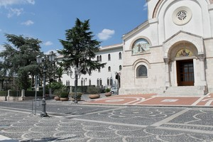 La citta' di Padre Pio