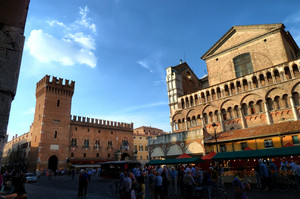 Piazza Trento Trieste