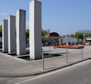 Piazzale dell'imbarcadero