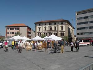 Fotografie in piazza