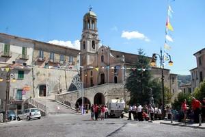 Ripalimosani piazza centrale