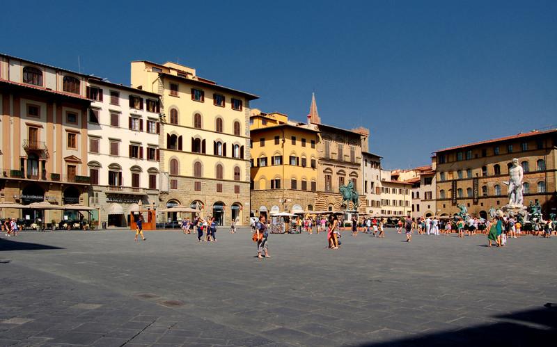 ''piazza della Signoria'' - Firenze