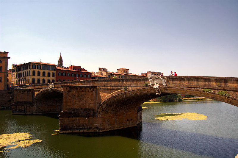 ''ponte a Santa Trinità 2'' - Firenze