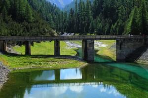 il ponte delle capre