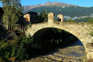 il Ponte Romanico di Bormio