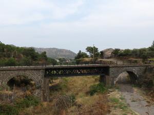 A spasso lungo al ferrovia circumetnea