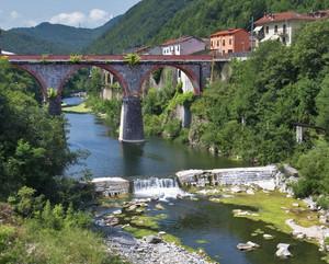 Il ponte di Isola