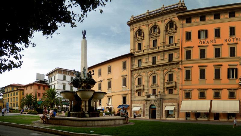 Hotel Con Terme Montecatini