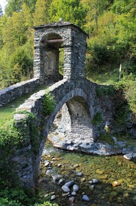 Un ponte del 1400
