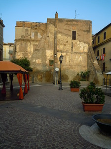 Piazza Mons. Giovannetti