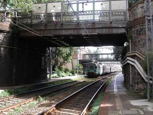 Stazione Ferroviaria Genova Pegli