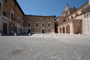 Piazza Duca Federico, Urbino