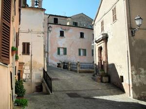 piazza San Silvestro, borgo dimenticato