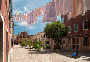 Quotidianità a Murano