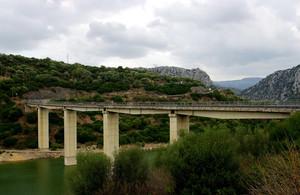 Ponte sul Cedrino