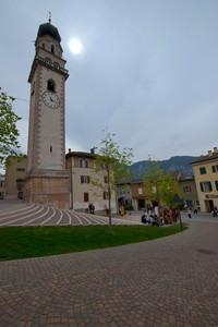 Piazza di Levico Terme