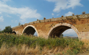 Ponte romano a Candela