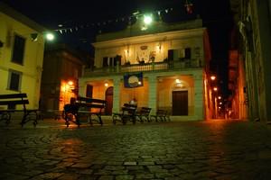 Notturno Piazza Garibaldi