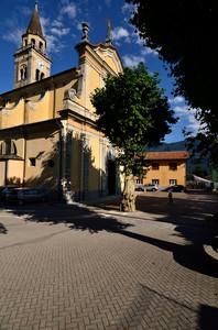 Piazza della chiesa – S. Bartolomeo