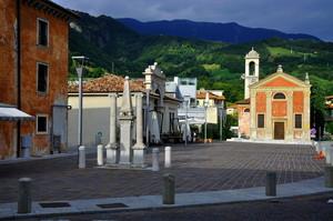 Piazza Foro Boario, Serravalle